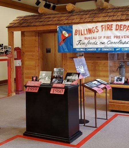Up in Smoke: The Billings Fire Department History