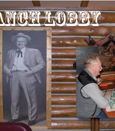 Dude Ranch Lobby