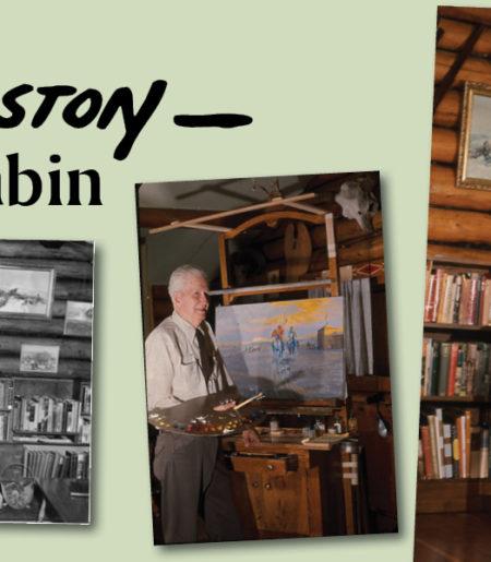 J.K. Ralston: Studio Cabin