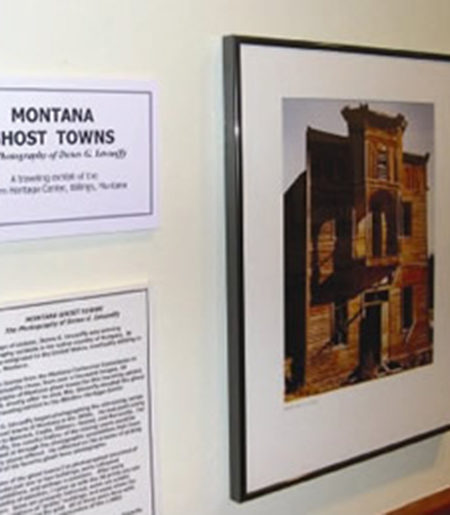 Montana Ghost Towns: The Photography of Denes G. Istvanffy