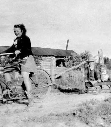 The Real West: Farming and Ranching Families of the Yellowstone River Valley
